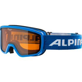 Alpina Scarabeo S DH Lunettes de protection, lightblue